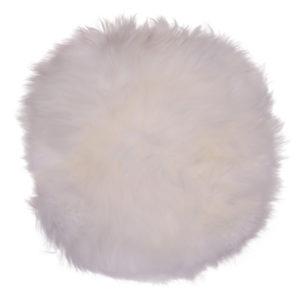 Lammeskindshynde i hvid