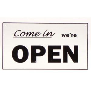 Come in..