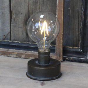 Lampe m. batteri
