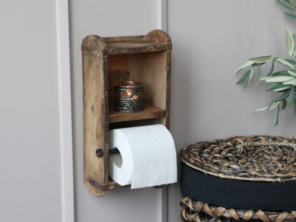 Chic Antique toiletpapirholder af murstensform