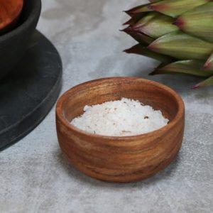 Chic Antique Laos skål Akacietræ