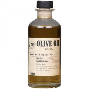 LE CRU Oliven olie Extra virgin - Hvidløg