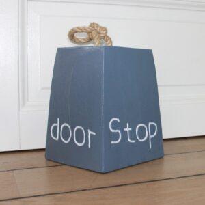Dørstopper Navy blue