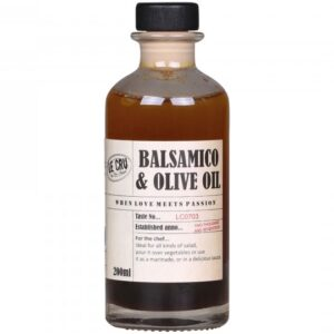 LE CRU Balsamico & Oliven olie