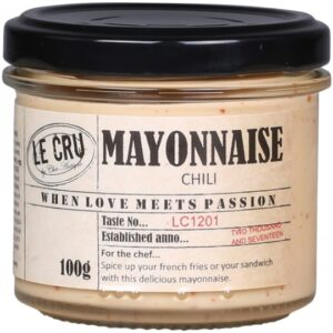 LE CRU Mayonnaise m. chili